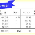 週刊!【FX自動売買・高金利通貨スワップ運用実績】61週427日